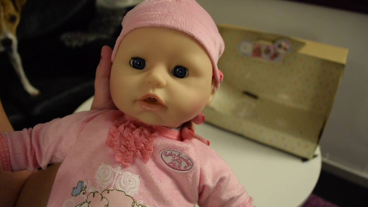 Unboxing Baby Annabell Doll! Zapf Creations - YouTube