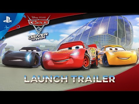 Cars 3 Driven To Win Launch Trailer Ps4 Ps3 Youtube