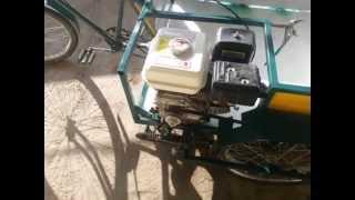 Грузовой велосипед с мотором.(доработки).(Подписывайтесь в группу ВК: http://vk.com/club104067265 Если вы хотите реально зарабатывать на ютубе, то вам сюда: http://joi..., 2015-03-31T16:56:25.000Z)