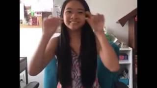 Chết cười với cô bé 13 tuổi người Mỹ gốc Việt nói Tiếng Việt  Mã Tiểu Linh Mới Nhất 2016