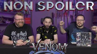 """""""Venom"""" Movie REVIEW [No Spoilers!]"""