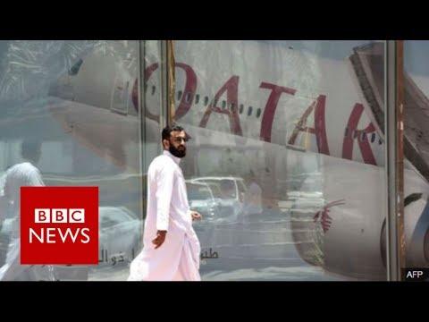 Qatar diplomatic crisis - BBC News