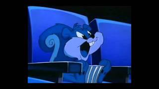 Animaniacs-Skippy cries over bambi