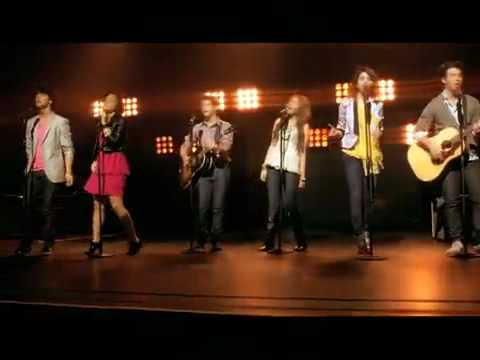 Send It On - Disney Channel Stars - Official Music Video FULL - HQ