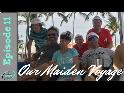 Our Maiden Voyage! Ep.11 (Sailing The Space Between)