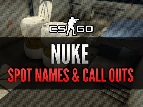 how to get callouts on map cs go