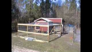 Chicken House.