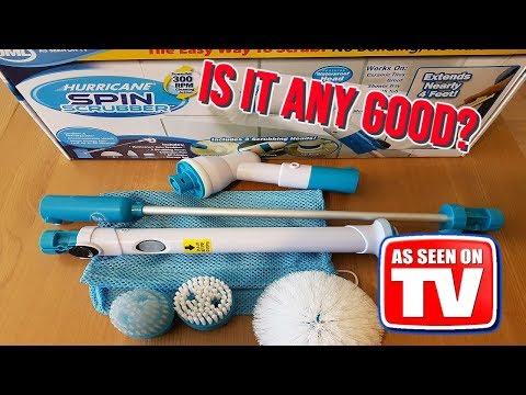 JML Hurricane Spin Scrubber As Seen On TV Review