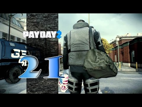 PAYDAY 2 :: Episode 21 :: Party In The FBI