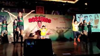 Repeat youtube video My little bossing Mall show Bimbi and Raiza