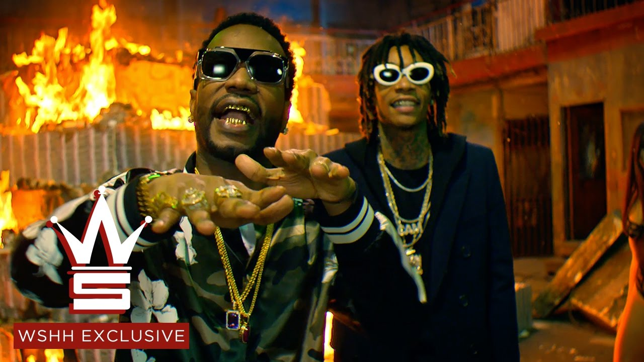 Wiz Khalifa, Juicy J & TM88 - Cell Ready