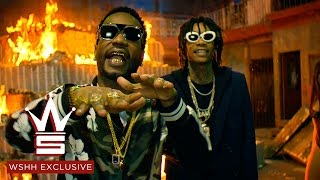 "Juicy J & Wiz Khalifa ""Cell Ready"" (Prod. by TM88) (WSHH Exclusive - Official Music Video)"