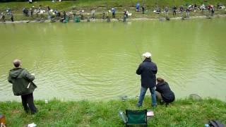 Рыбалка на Форель 01.05.2010