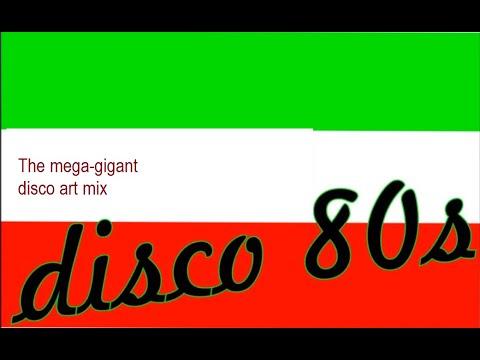The mega gigant disco art mix     by [Dj Miltos]