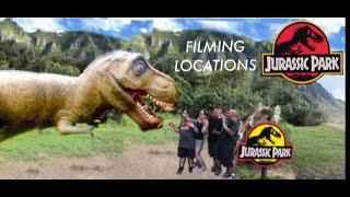 JURASSIC PARK TOUR KUALOA RANCH Hawaii Jurassic World ATV TOUR