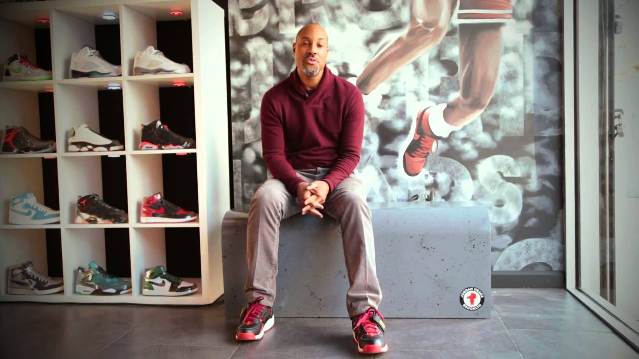 31631c56443f The Evolution of the Basketball Shoe - YouTube