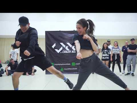 Bailame (Remix) - Yandel ft Bad Bunny & Nacho - Choreography by Adrian Rivera ft Daniela Brito
