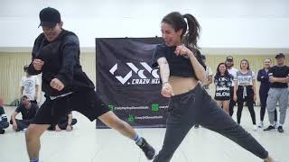 Bailame (Remix) - Yandel ft Bad Bunny & Nacho - Choreography by Adrian Rivera ft Daniela Brito