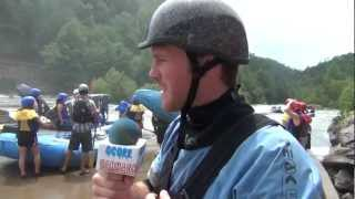 2012 Ocoee River Playboat Race