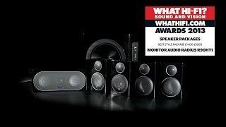 monitor Audio Radius R90HT1 - What Hi-Fi? Awards 2013