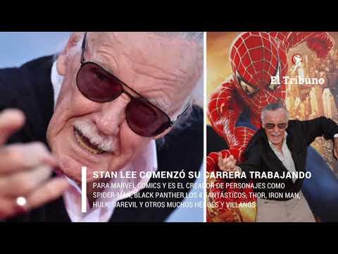 A los 95 años murió Stan Lee en un sanatorio de Los Ángeles