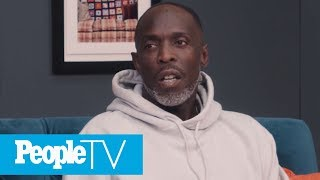 How Queen Latifah Changed Michael K. Williams' Life | PeopleTV | Entertainment Weekly