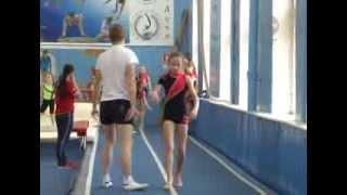 Подготовка к соревнованиям по спортивной гимнастике