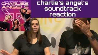 Gambar cover Charlie's Angels Soundtrack Reaction
