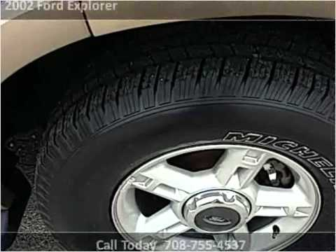 2002 Ford Explorer Used Cars Chicago Heights Il Youtube