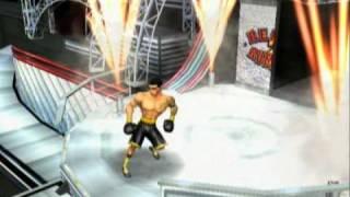Ready 2 Rumble Revolution - Impersonator