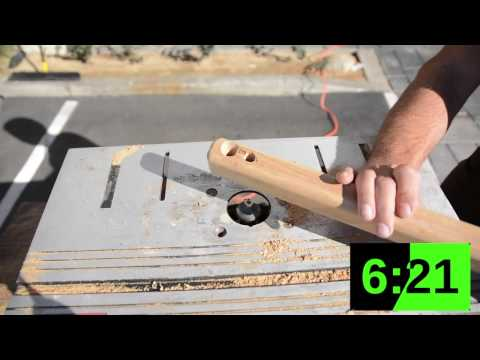 How To Make A Speargun In 8 Minutes
