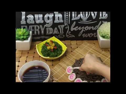 Buckwheat Soba Noodles + Soba Tsuyu + Narutomaki (Ching's Style)