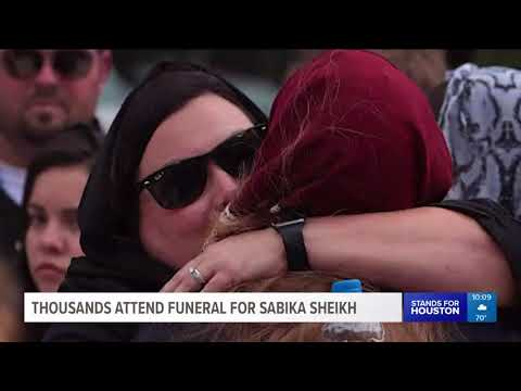 Thousands attend funeral for foreign exchange student who died in school shooting