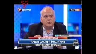 Ahmet Çakar mala vurmak