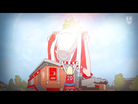 Liverpool's Long Walk To The Premier League Title