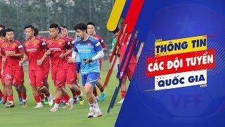 ĐT Việt Nam đầy hứng khởi trong buổi tập đầu tiên chuẩn bị cho trận đấu với Thái Lan | VFF Channel