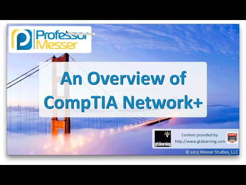 An Overview of CompTIA Network+ N10-006