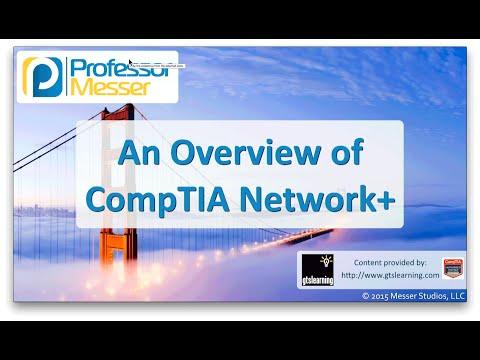 Descargar Video An Overview of CompTIA Network+ N10-006