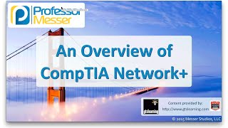 CompTIA Network+ N10-006 Training Course thumb