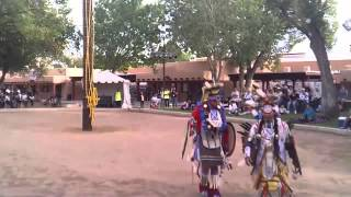 Indian Village   NM State Fair 2015   Introduction