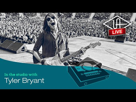 LUNA Office Hours #17 with Tyler Bryant