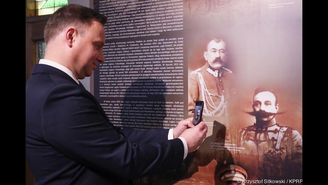 """Inauguracja wystawy """"Niepodległa. Ojcowie Niepodległości"""" w Ciechocinku"""