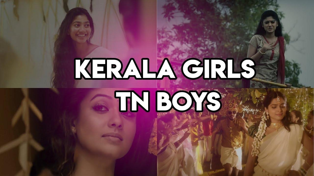 🔥🔥Kerala Girls 💞Cute Status To Tamil Boys💞Whatsapp