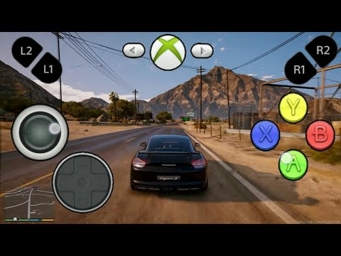 GTA 5 FOR ANDROID NEW XBOX ONE PRO EMULATOR FOR ANDROID  10000%WORKING NEW METHOD JALDI DEKHO😍