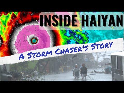 Documenting Super Typhoon Yolanda / Haiyan - The Backstory
