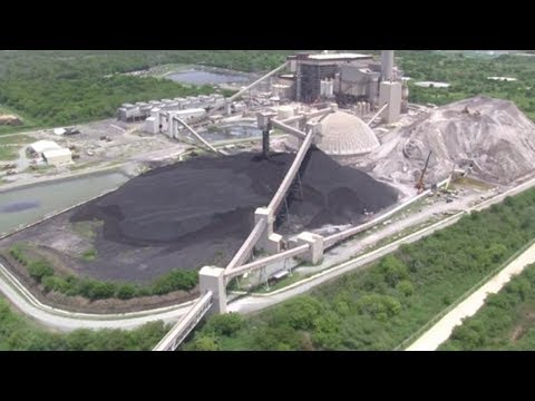 Toxic Coal Ash Afflicts Puerto Rico And The Dominican Republic