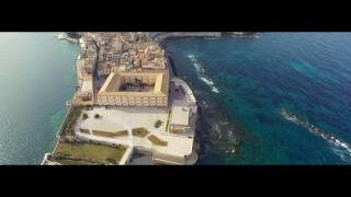 Flying Over Ortigia  [ 4K Drone Short Movie ]