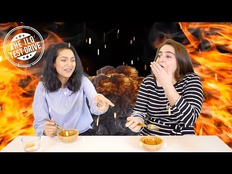 [ILQ Test Drive] Death by Korean spicy noodles!