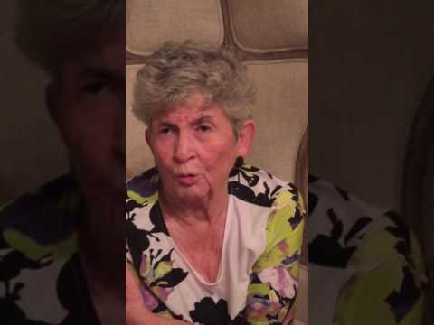 Grandmas interview