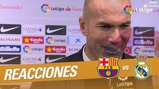 """Zidane: """"Hemos creído hasta el final"""""""
